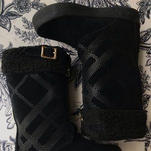 Brand new Burberry girl's boot